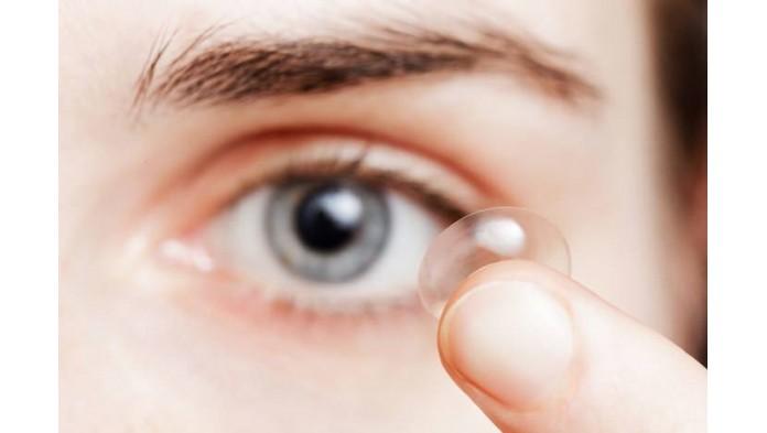 Двухнедельные контактные линзы